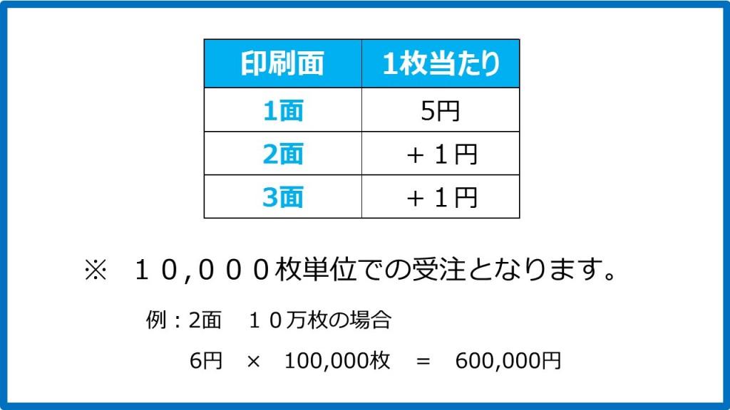 広告付紙 ナプキン - コピー